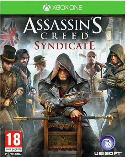 XONE Assassins Creed Syndicate CZ Nové