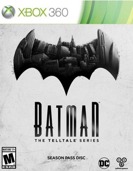 X360 Batman The Telltale Series Nové