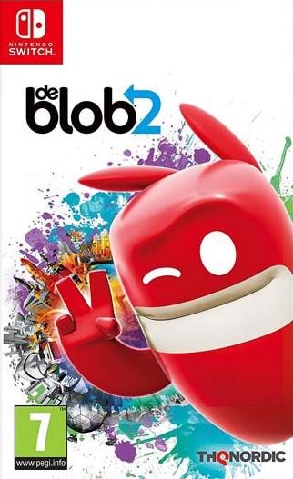Switch De Blob 2 Nové