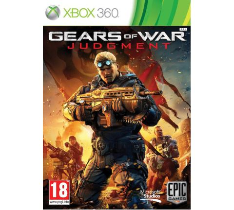 X360 Gears of War Judgment CZ Nové