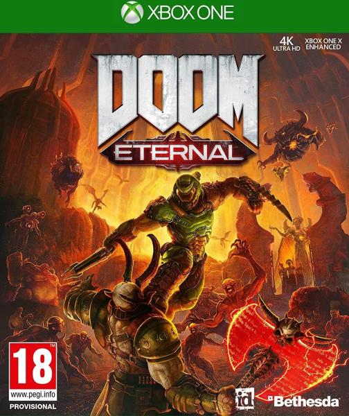 XONE Doom Eternal Nové
