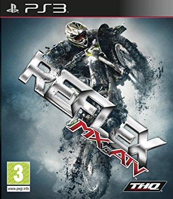 PS3 MX vs ATV Reflex