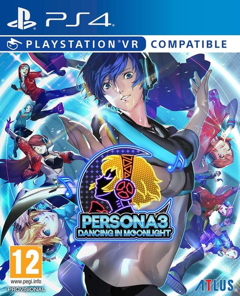PS4 Persona 3 Dancing in Moonlight Nové