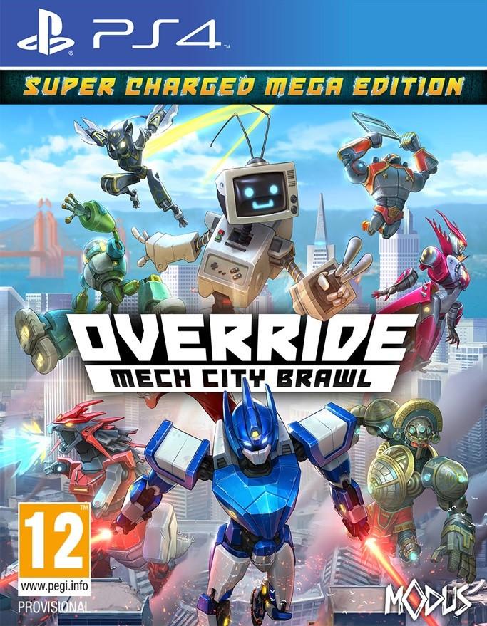 PS4 Override Mech City Brawl Super Charged Mega Edition Nové