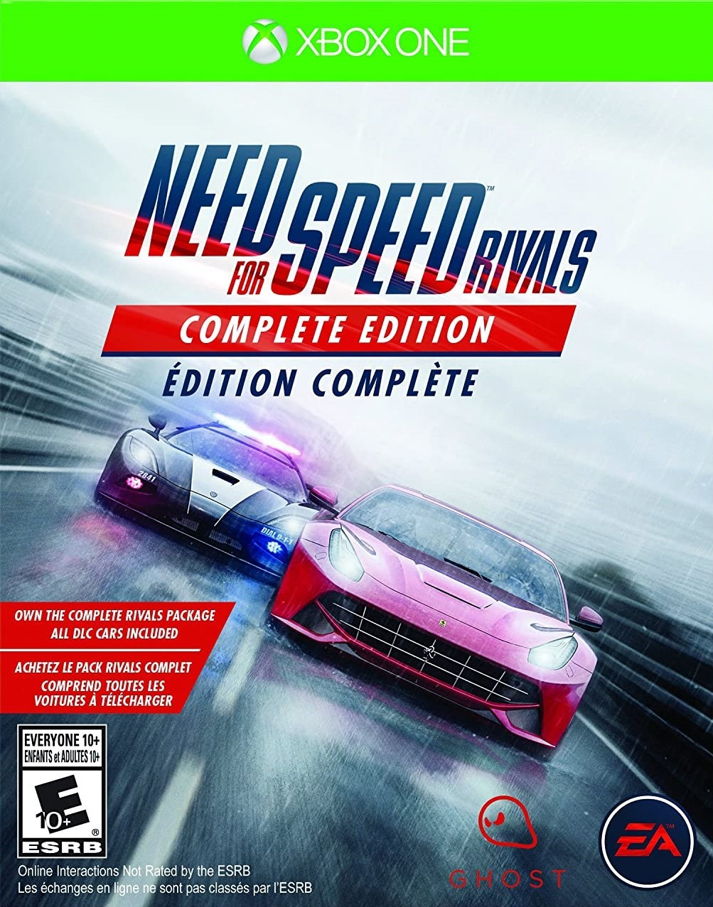 XONE Need For Speed Rivals Complete Edition Nové