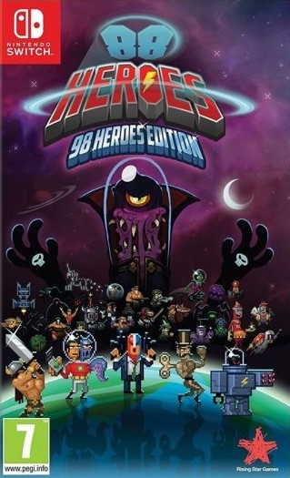 Switch 88 Heroes 98 Heroes Edition Nové