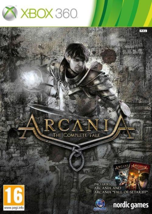 X360 Arcania The Complete Tale Nové