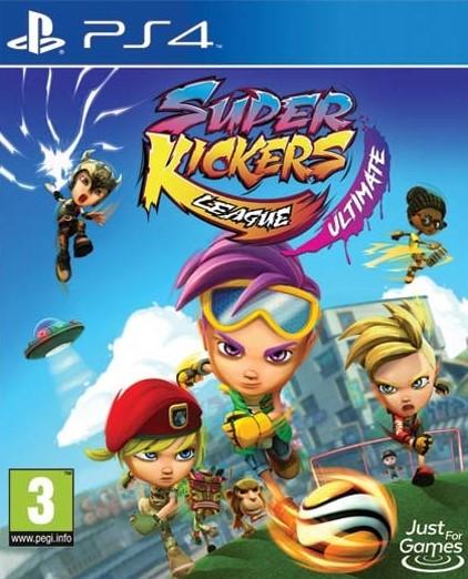 PS4 Super Kickers League Ultimate Edition Nové