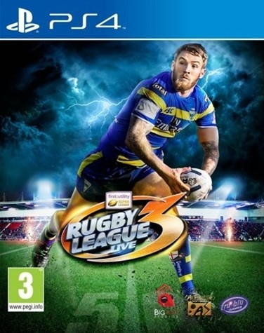 PS4 Rugby League Live 3