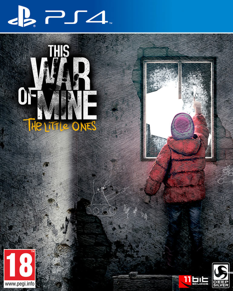 PS4 This War of Mine The Little Ones Nové