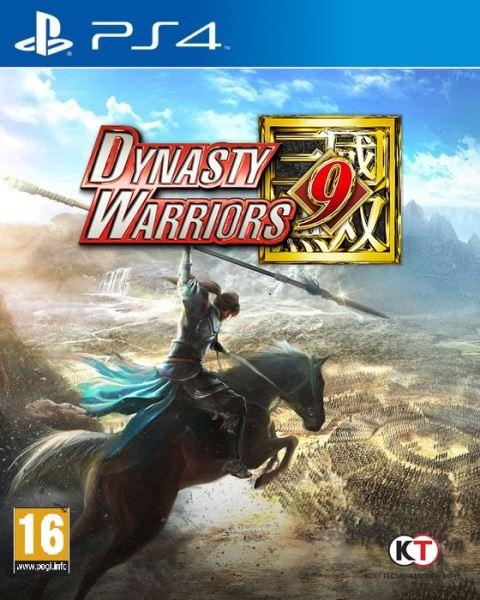 PS4 Dynasty Warriors 9 Nové