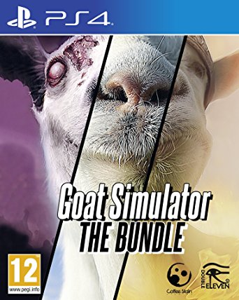 PS4 Goat Simulator The Bundle Nové