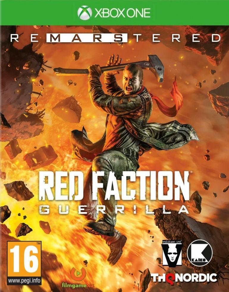 XONE Red Faction Guerrilla Remarstered CZ Nové