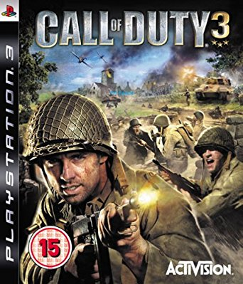 PS3 Call of Duty 3