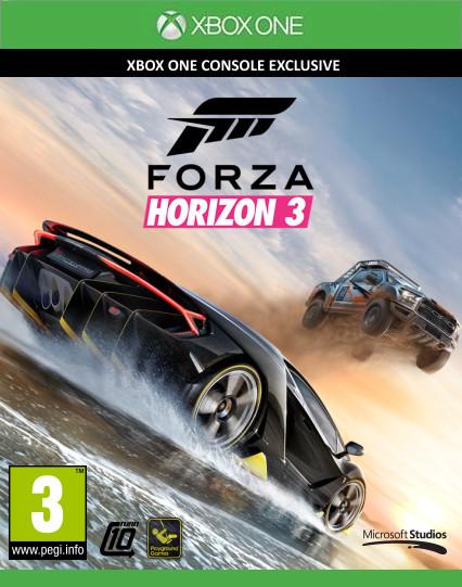XONE Forza Horizon 3 Nové