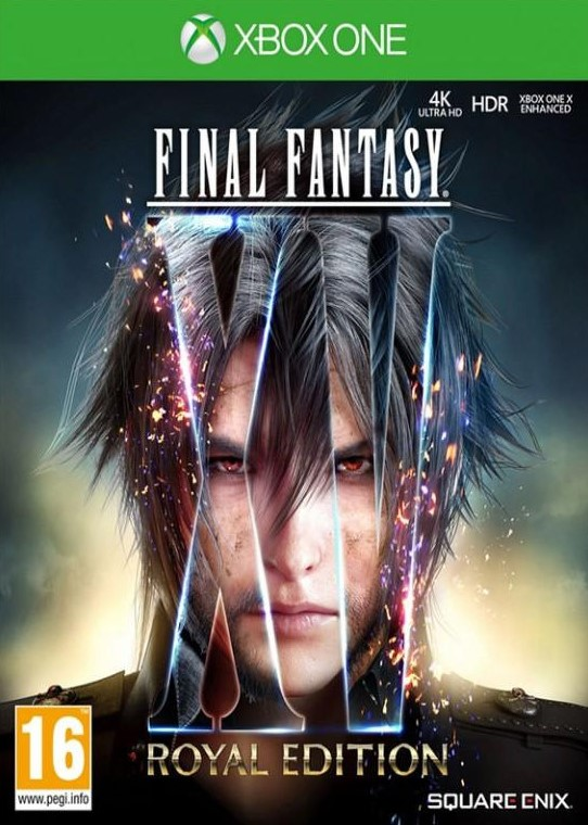 XONE Final Fantasy XV Royal Edition Nové