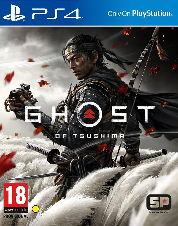 PS4 Ghost of Tsushima CZ Nové