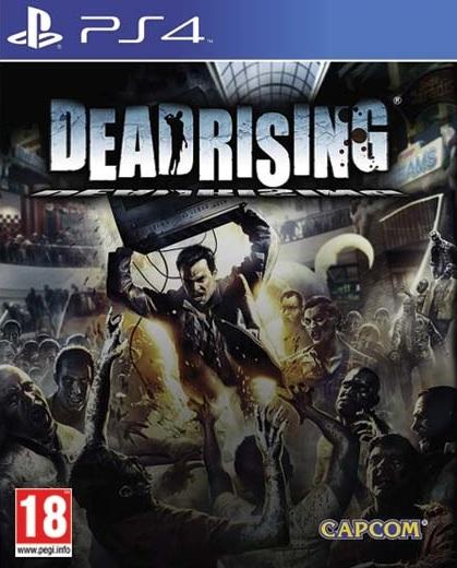 PS4 Dead Rising HD Nové