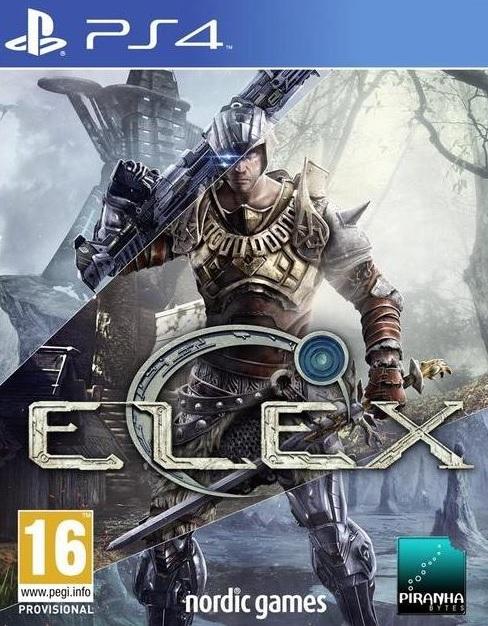 PS4 ELEX - jen hra