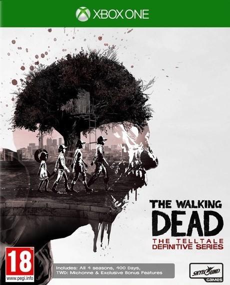 XONE The Walking Dead The Telltale Definitive Series Nové