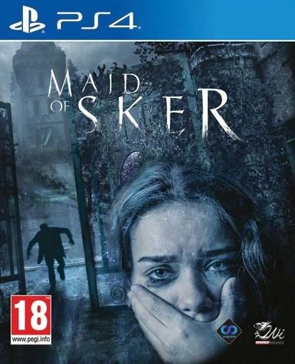 PS4 Maid of Sker Nové