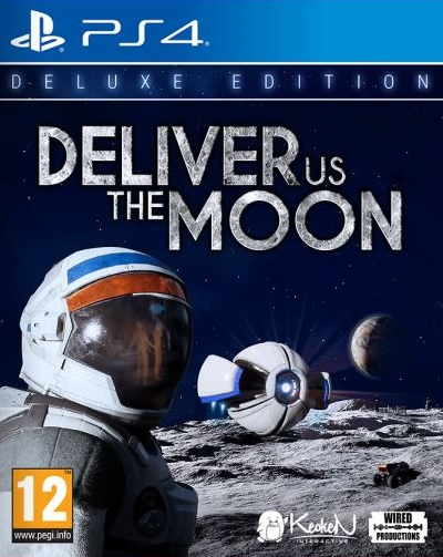 PS4 Deliver Us The Moon Deluxe Edition Nové