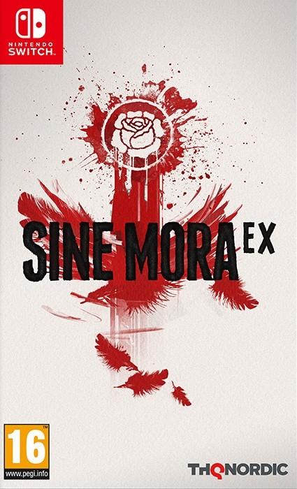 Switch Sine Mora EX Nové