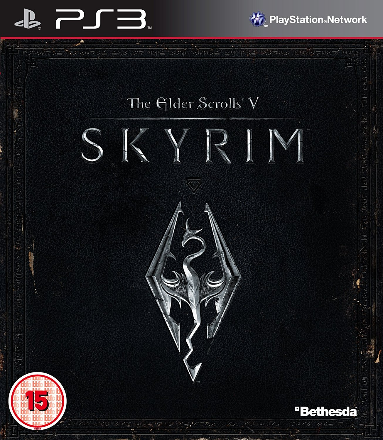 PS3 The Elder Scrolls V Skyrim Nové