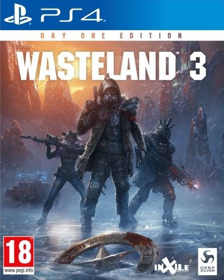 PS4 Wasteland 3 Day One Edition Nové