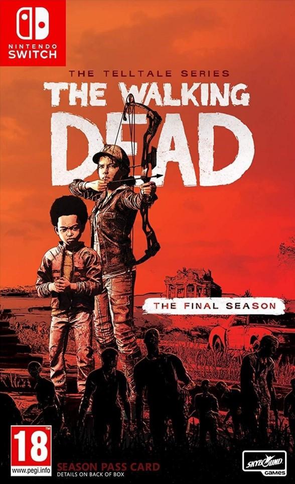 Switch The Walking Dead The Final Season Nové