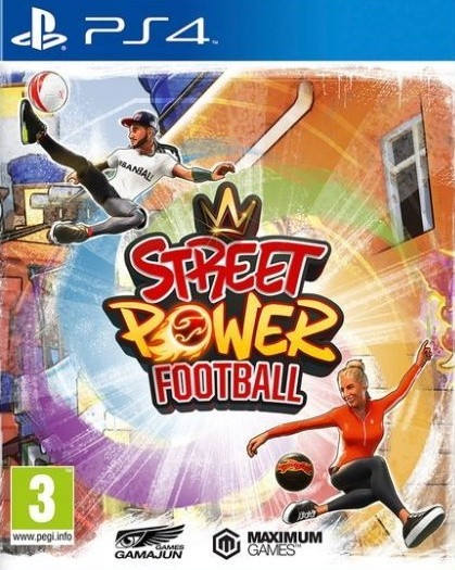 PS4 Street Power Football CZ Nové