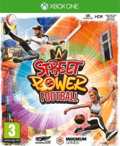 XONE Street Power Football CZ Nové