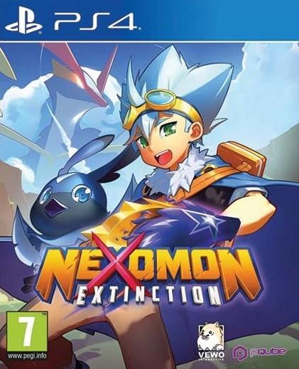 PS4 Nexomon Extinction Nové