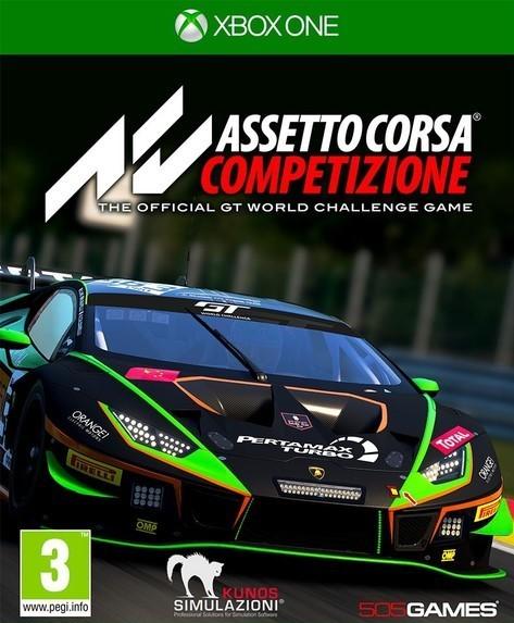 XONE Assetto Corsa Competizione Nové
