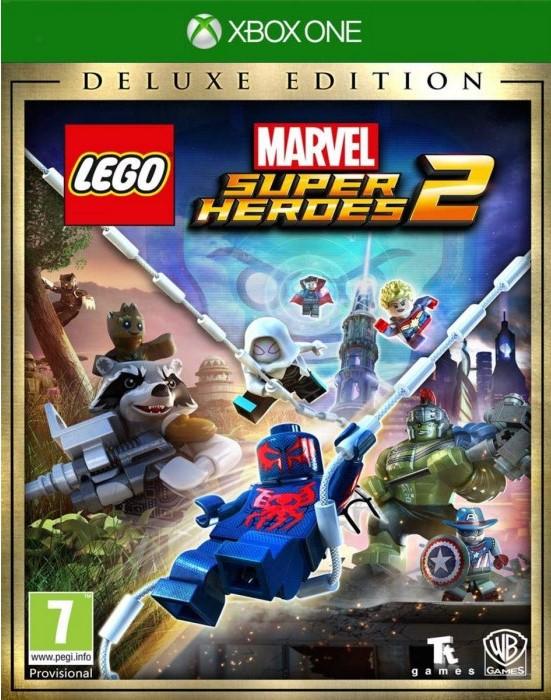 XONE Lego Marvel Super Heroes 2 Deluxe Edition Nové