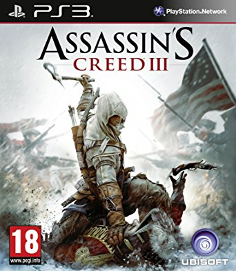 PS3 Assassins Creed 3 Nové