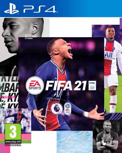 PS4 FIFA 21 CZ Nové