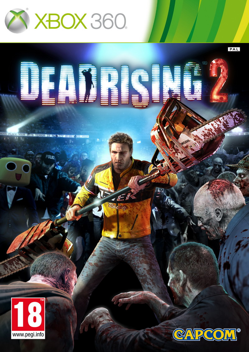 X360 Dead Rising 2 Nové