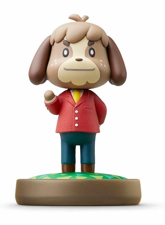 Figurka AMIIBO Animal Crossing Digby Nové