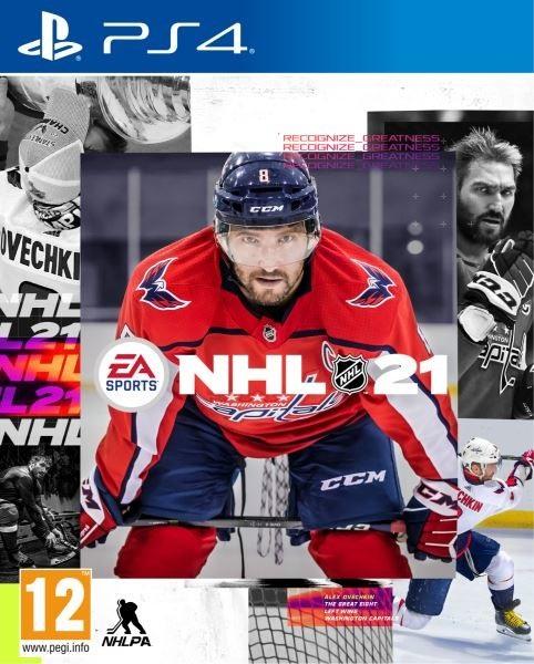 PS4 NHL 21 CZ Nové