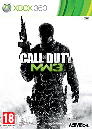 X360 Call of Duty Modern Warfare 3 Nové