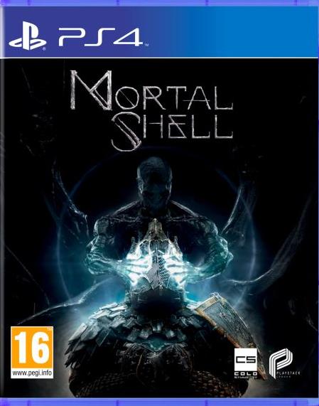 PS4 Mortal Shell Nové