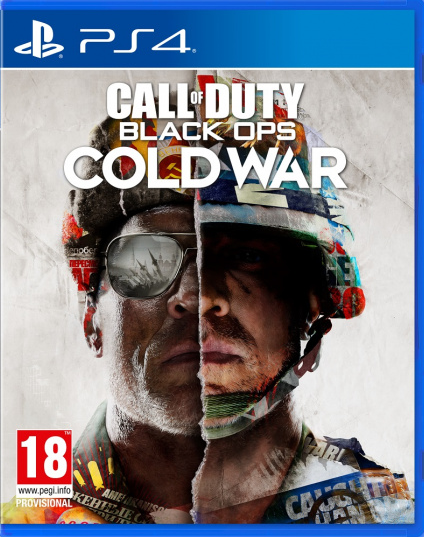PS4 Call of Duty Black Ops Cold War Nové