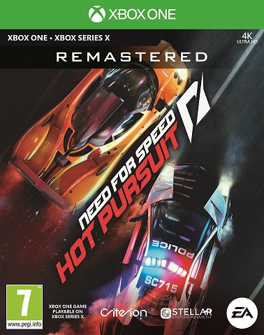 XONE/XSX Need for Speed Hot Pursuit Remastered Nové