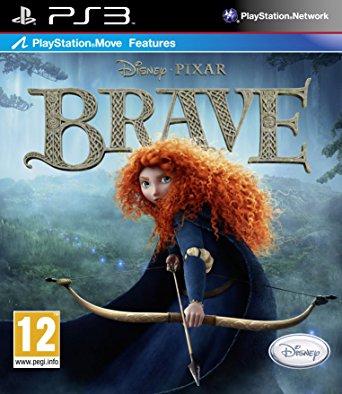 PS3 Disney Pixar Brave - Rebelka Nové
