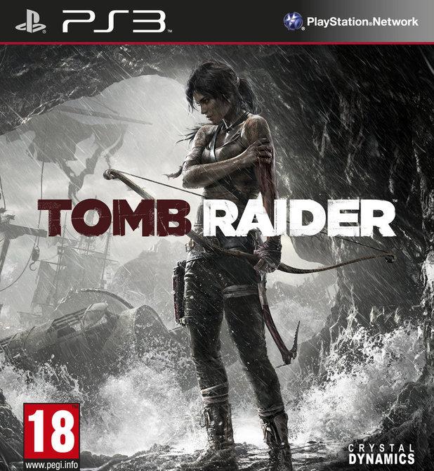 PS3 Tomb Raider Nové