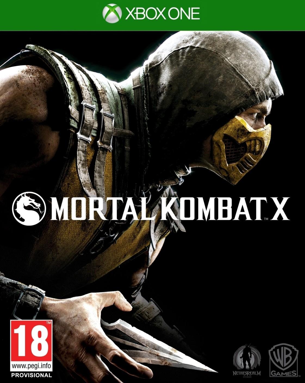 XONE Mortal Kombat X Nové