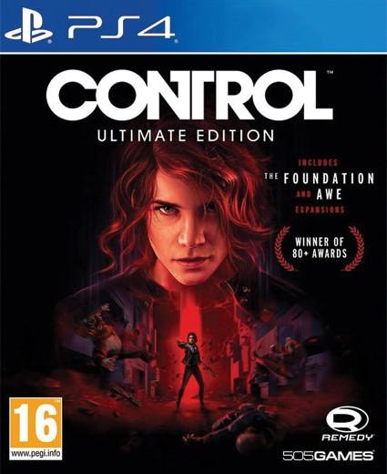 PS4 Control Ultimate Edition Nové