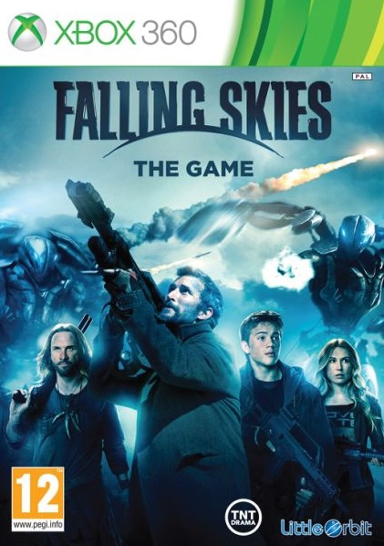 X360 Falling Skies The Game Nové