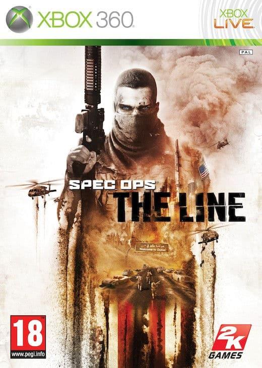 X360 Spec Ops The Line Nové